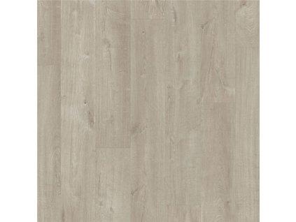 Dub bavlna teplý šedý
