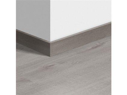 Standardní soklová lišta Dub bavlna chladný šedý 40201