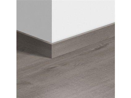 Standardní soklová lišta Dub bavlna útulný šedý 40202