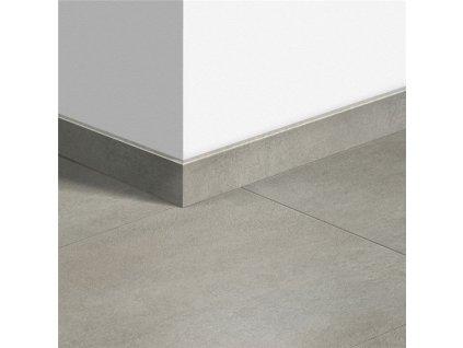 Standardní soklová lišta Beton teple šedý 40050