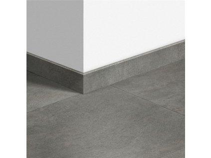 Standardní soklová lišta Beton tmavě šedý 40051