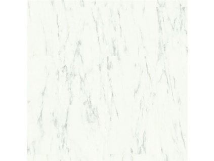 Mramorová dlažba bílá AVST 40136