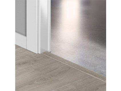 Přechodový profil Quick-Step INCIZO 5v1 Dub kartáčovaný šedý
