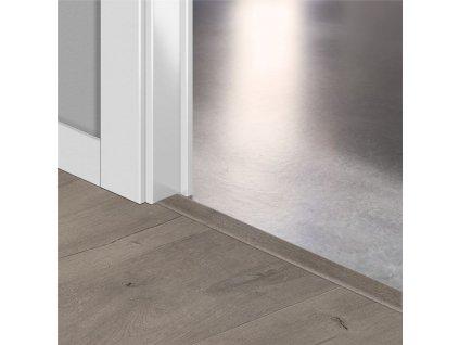 Přechodový profil Quick-Step INCIZO 5v1 Dub šedý s patinou