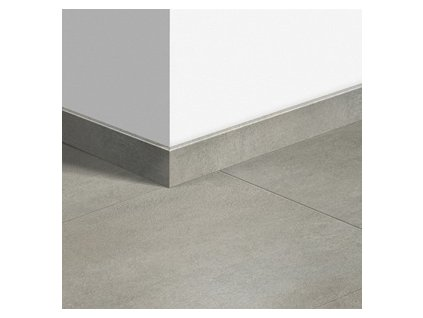 Soklová lišta Beton teple šedý