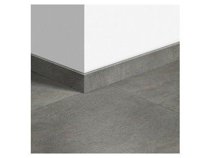 Soklová lišta Beton tmavě šedý