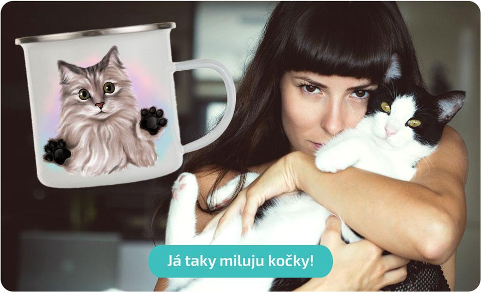 Miluju kočky!