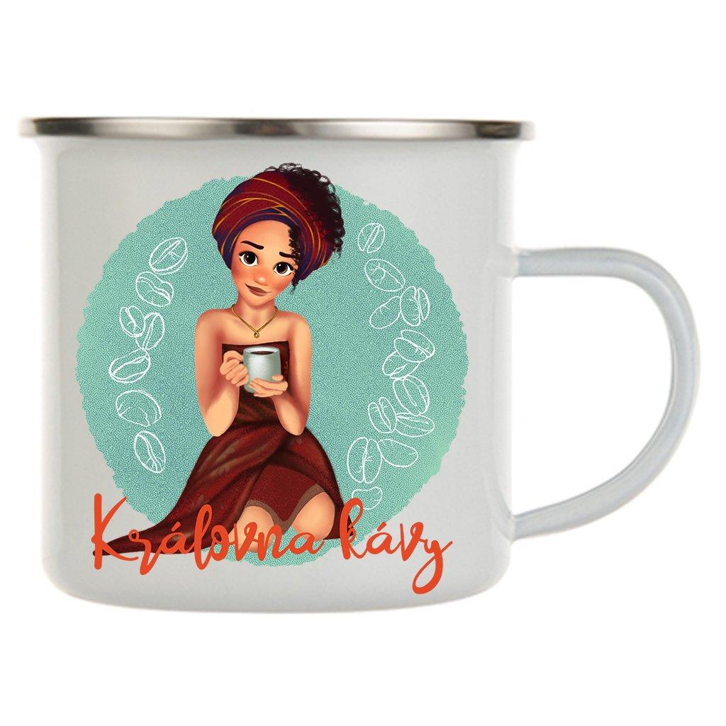 královna kávy