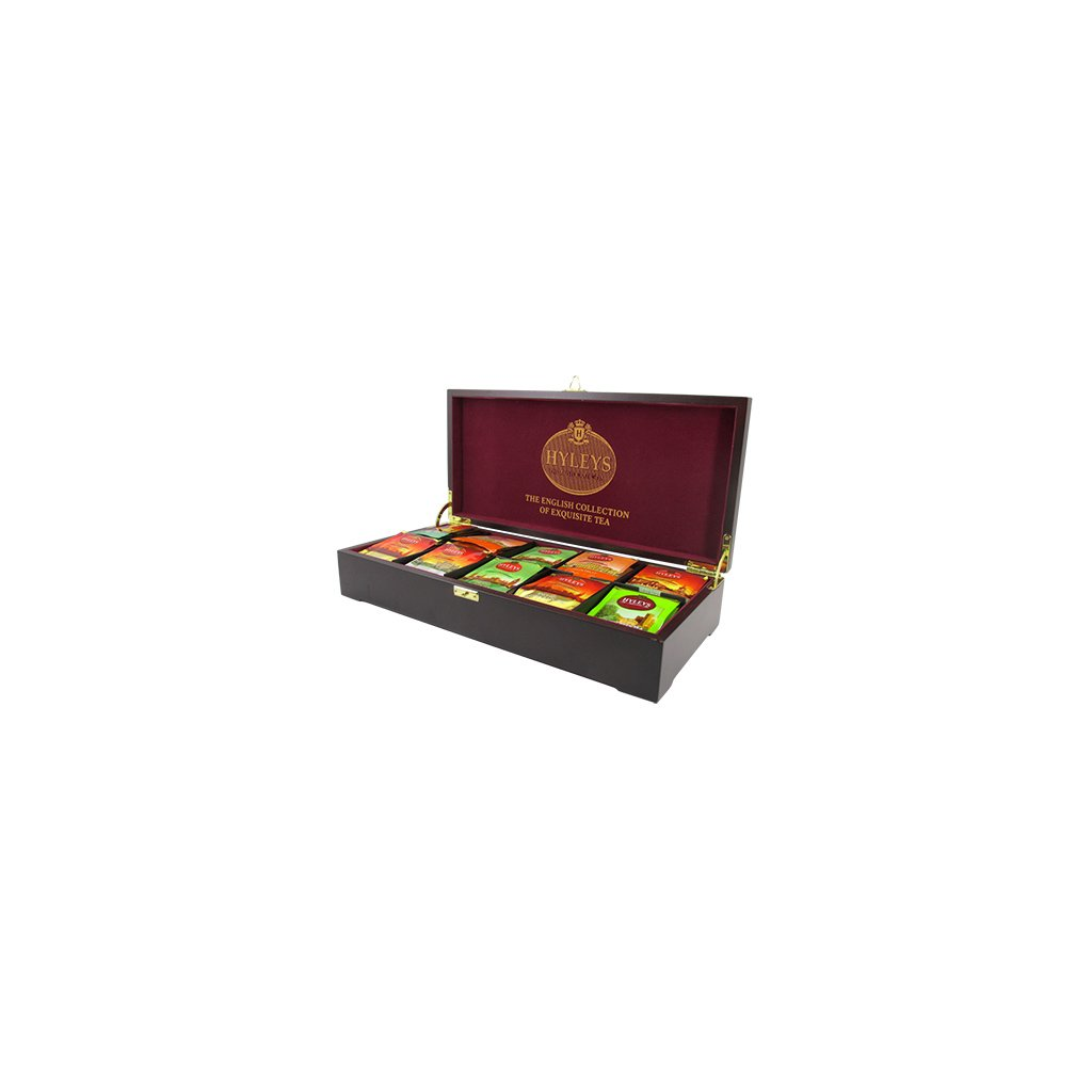 eng collection wooden box