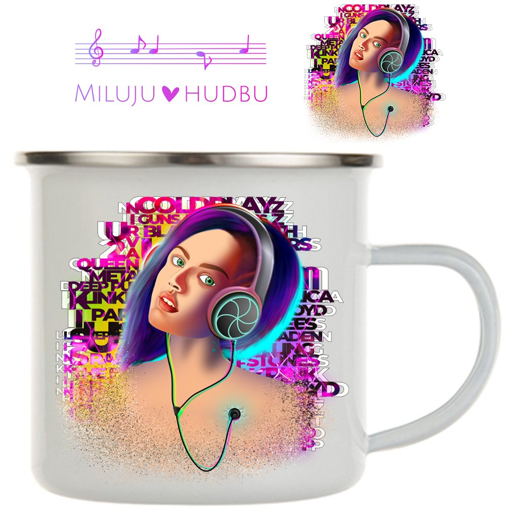 miluju hudbu