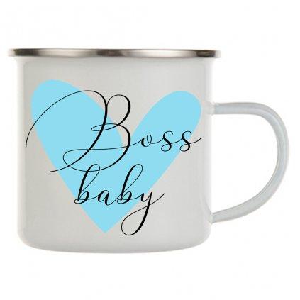 boss baby modré