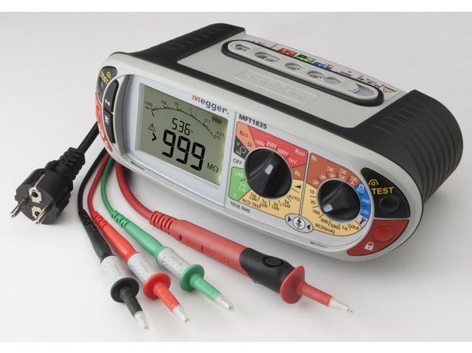 MFT1835 Združený revízny prístroj