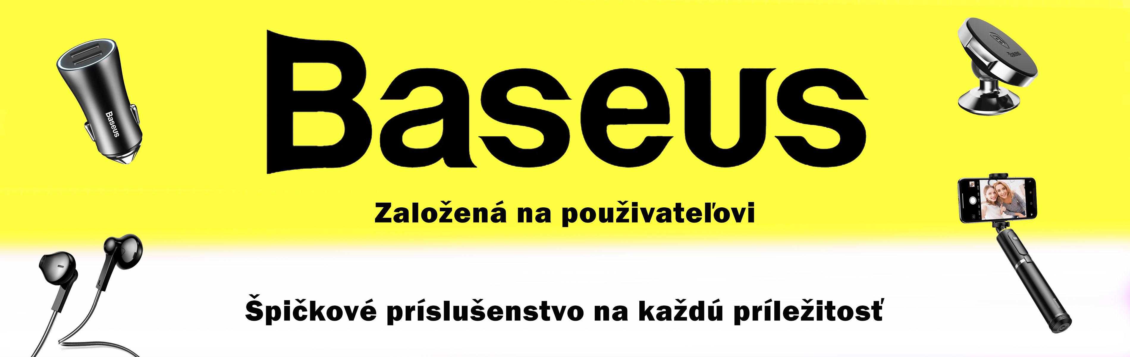 Nová značka Baseus