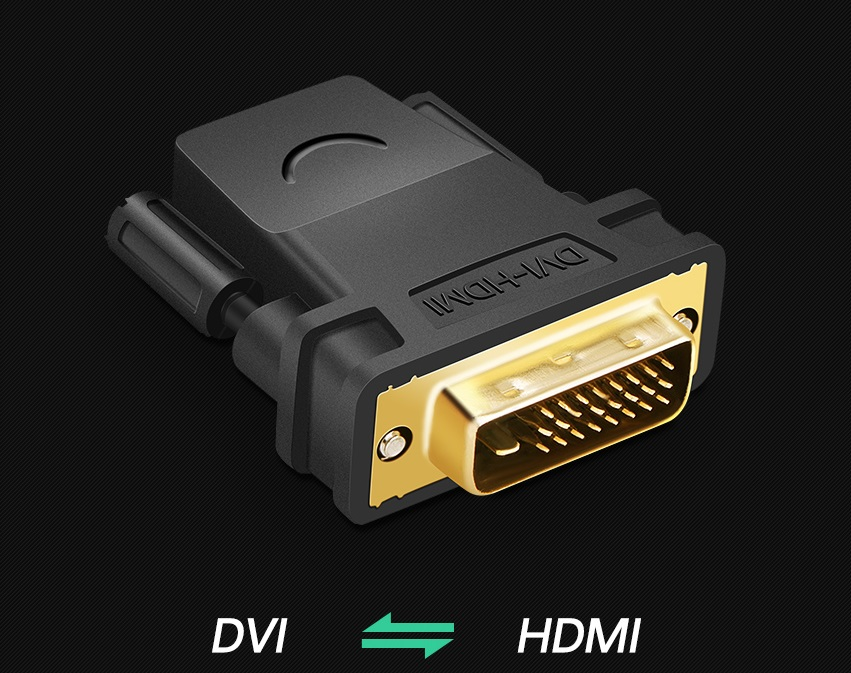 Adapter DVI - HDMI Full HD - UGREEN (2)