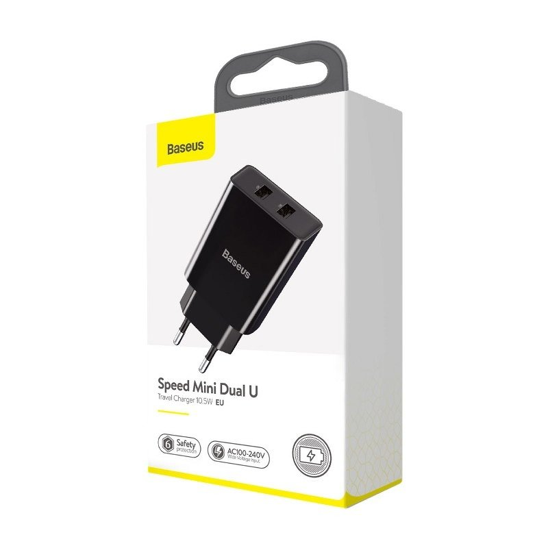 pol_pl_Ladowarka-sieciowa-Baseus-Speed-Mini-Dual-Charger-2x-USB-2A-10-5W-czarna-17146_8
