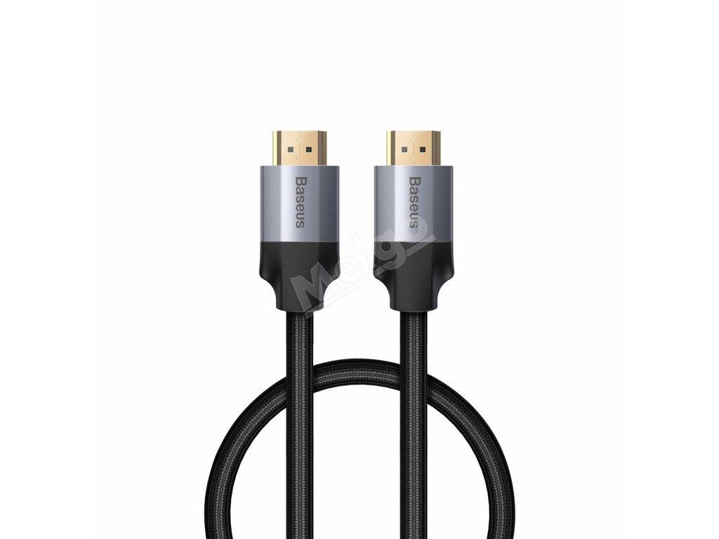 Kábel HDMI 2.0 Baseus Enjoyment 4K 3D 0,5m (1)