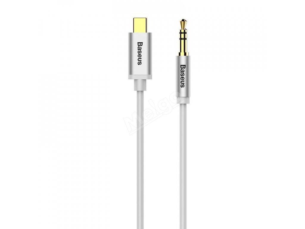 Baseus Yiven Audio kábel USB C do 3,5mm jack 1,2m (1)