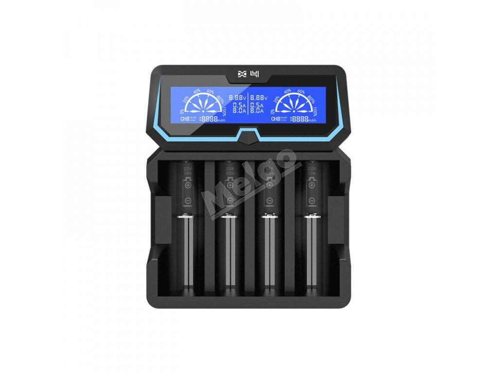 Univerzálna rýchlonabíjačka XTAR X4 (1)