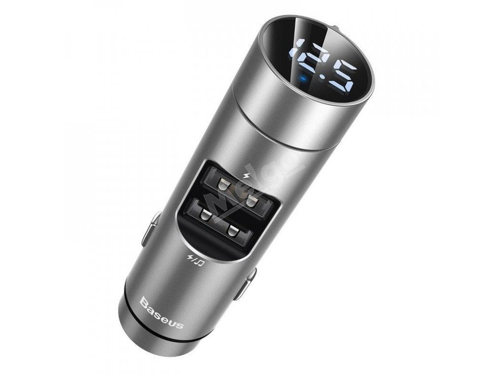 174 Baseus Energy Column Bluetooth 5.0 FM 3,1A (1)