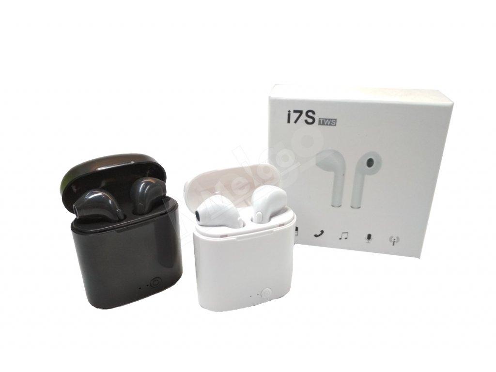 TWS i7S Bluetooth slúchadlá