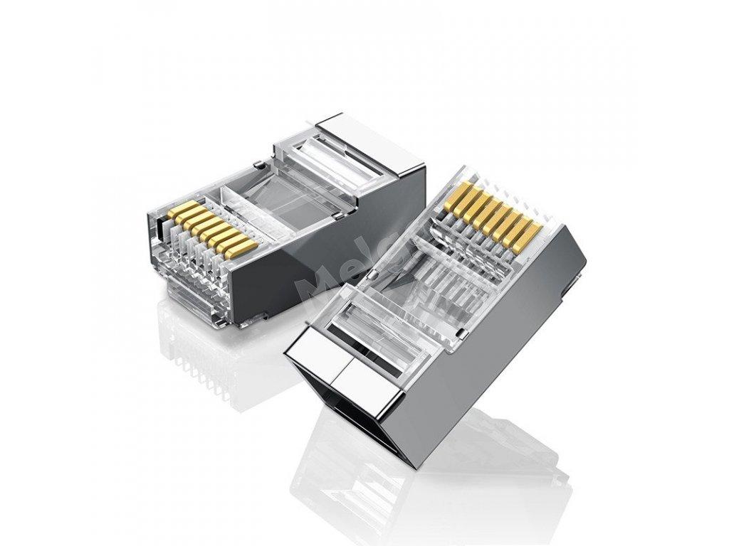UGREEN Modulárny konektor RJ45 Ethernet 8P8C Cat6