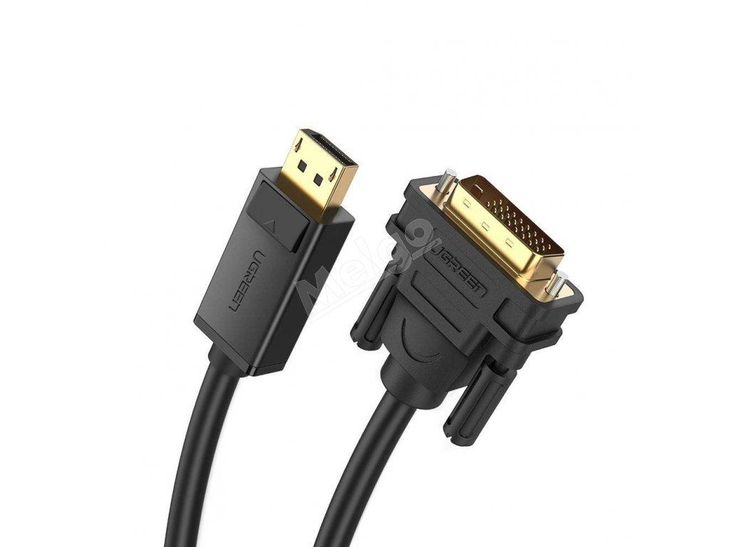 UGREEN Prepojovací kábel DisplayPort na DVI FullHD 2m