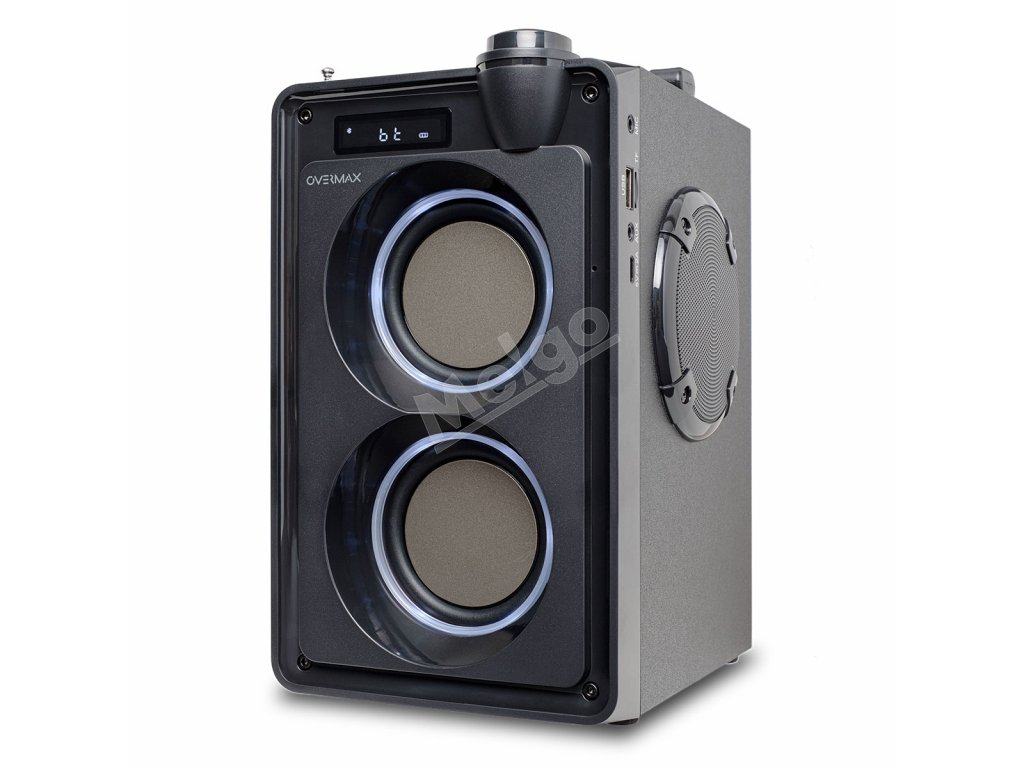 Overmax Soundbeat 5.0 rádio (1)