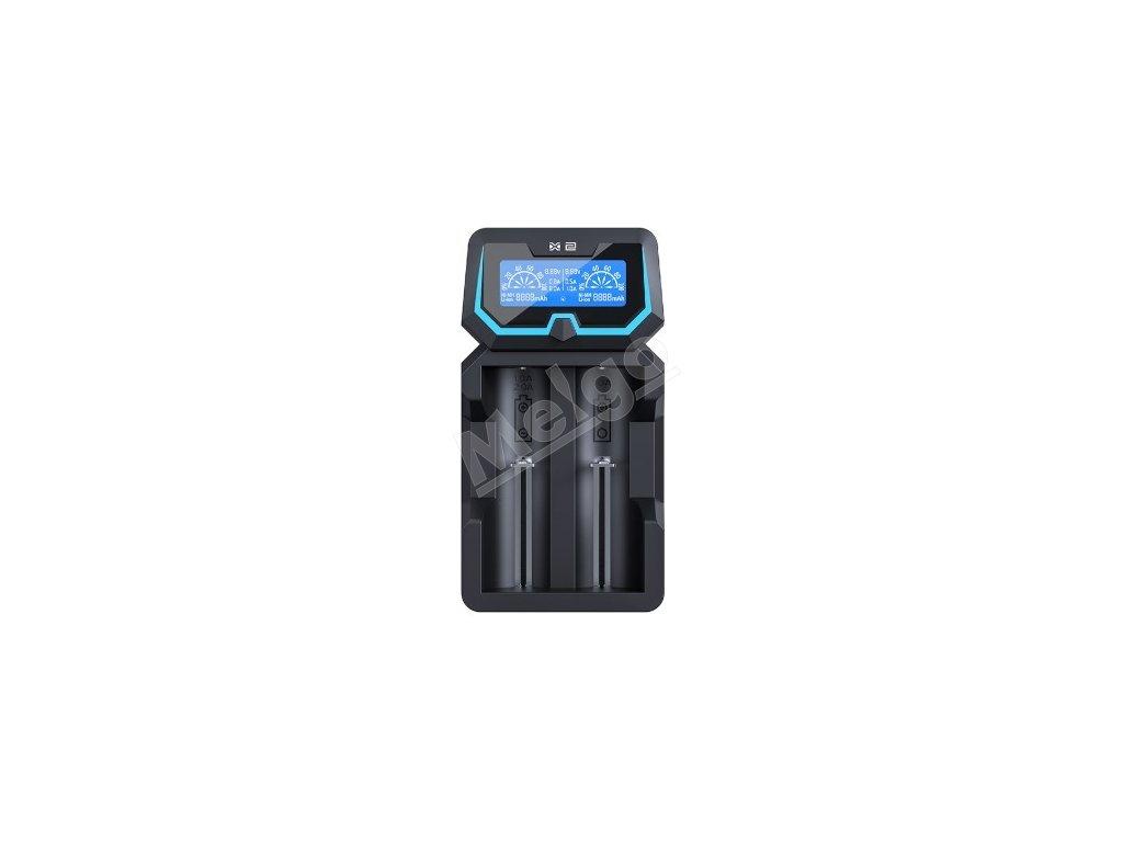 Rýchlonabíjačka XTAR X2 (1)