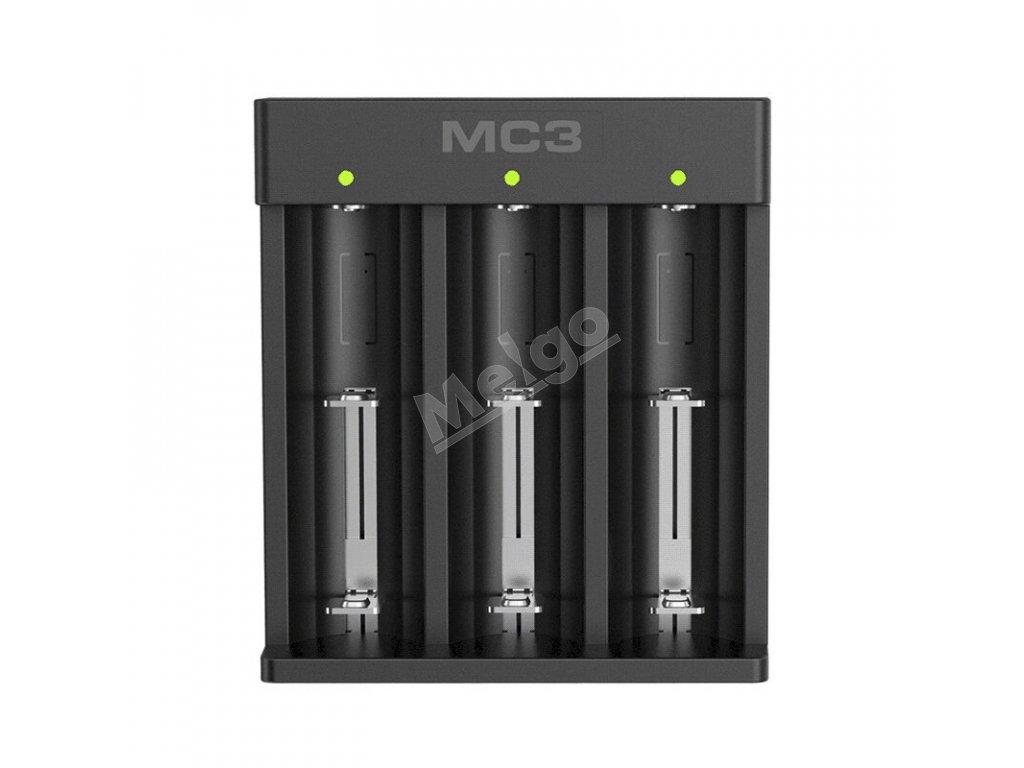 Nabíjačka XTAR MC3 (1)
