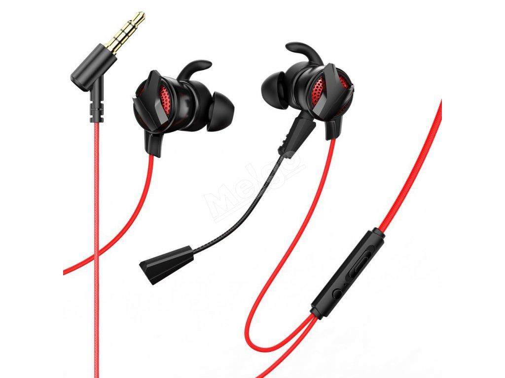 Baseus Gamo H15 Herné štuplové slúchadlá s mikrofónom (1)