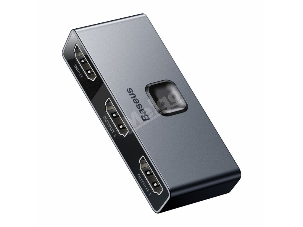 Baseus Matrix HDMI Rozdeľovač 4K (1)