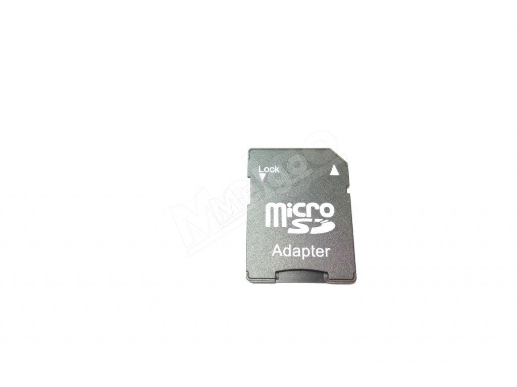 Adapter pre MicroSD na SD