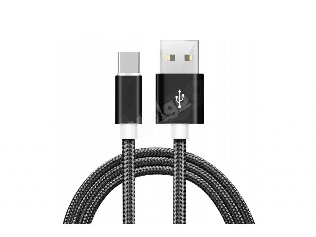 Nabíjací kábel QC 3.0 USB-C