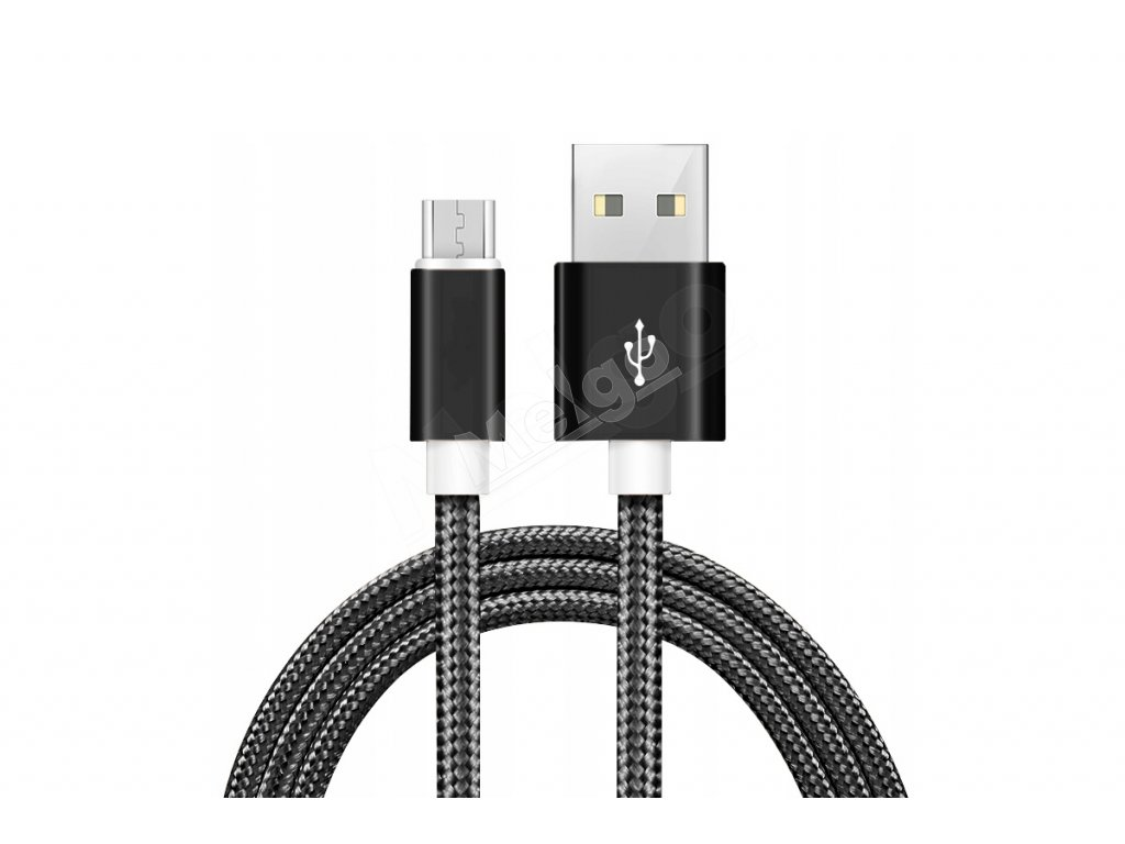 Nabíjací kábel QC 3.0 microUSB