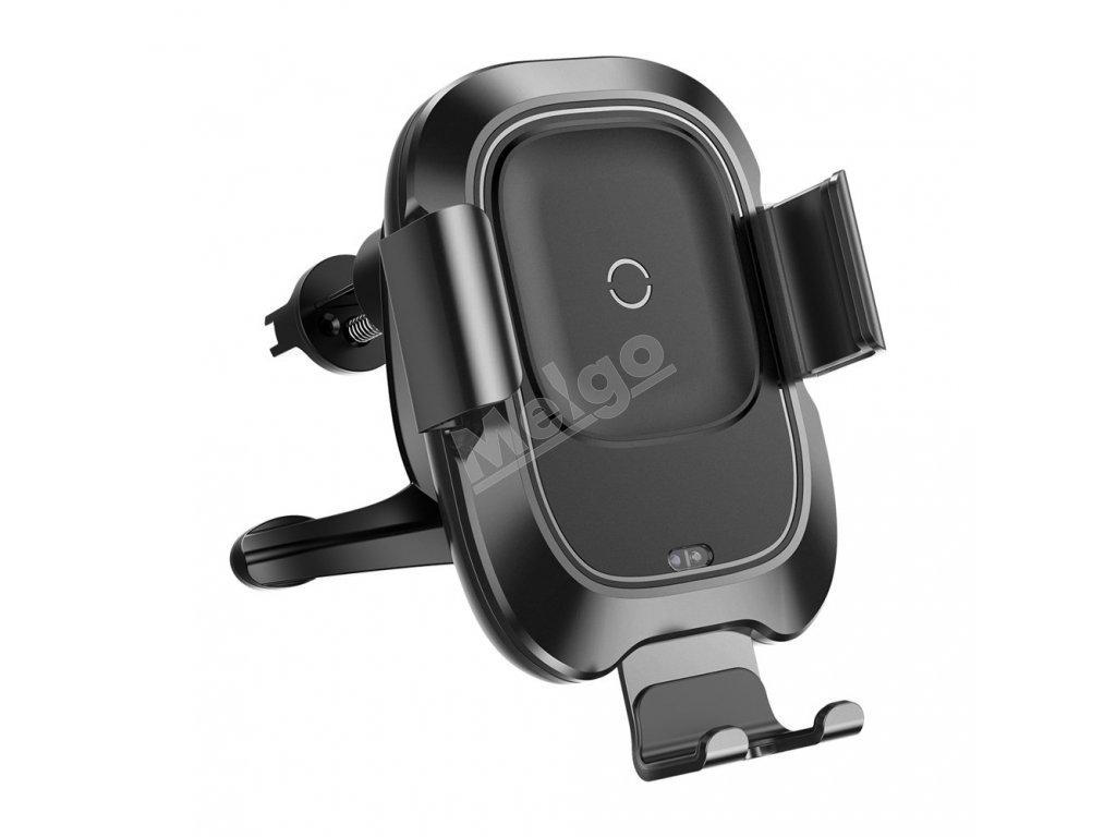 Držiak do mriežky s bezdrôtovým nabíjaním Qi 10W Smart - Baseus