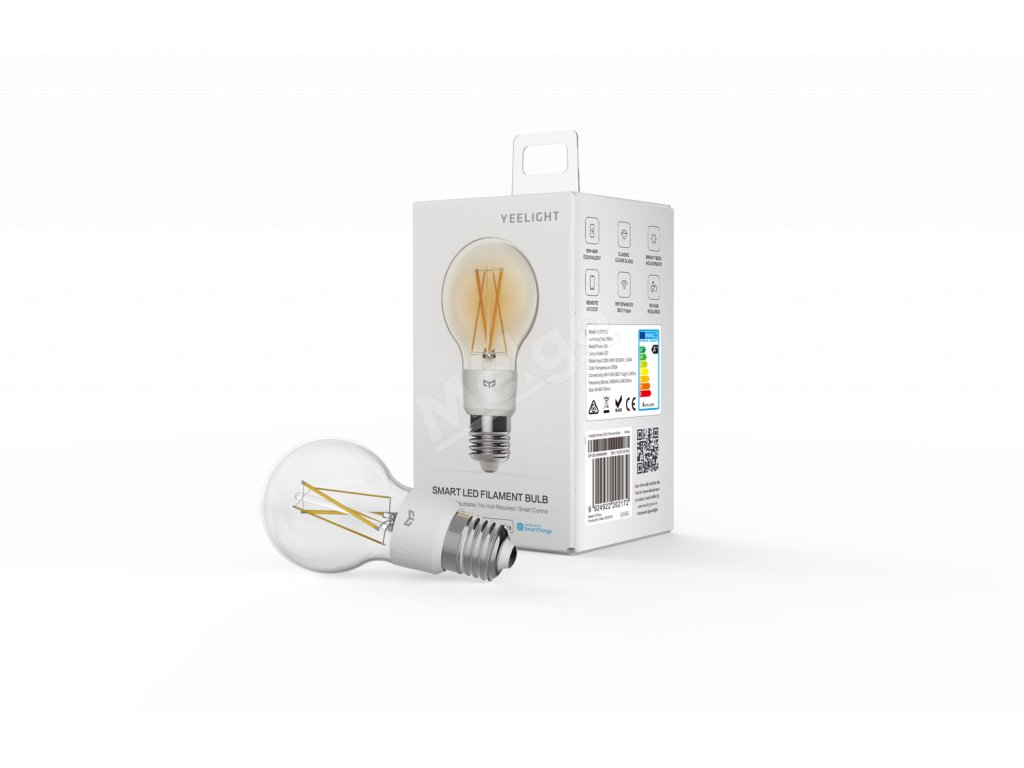 LED Filament Smart žiarovka - Yeelight