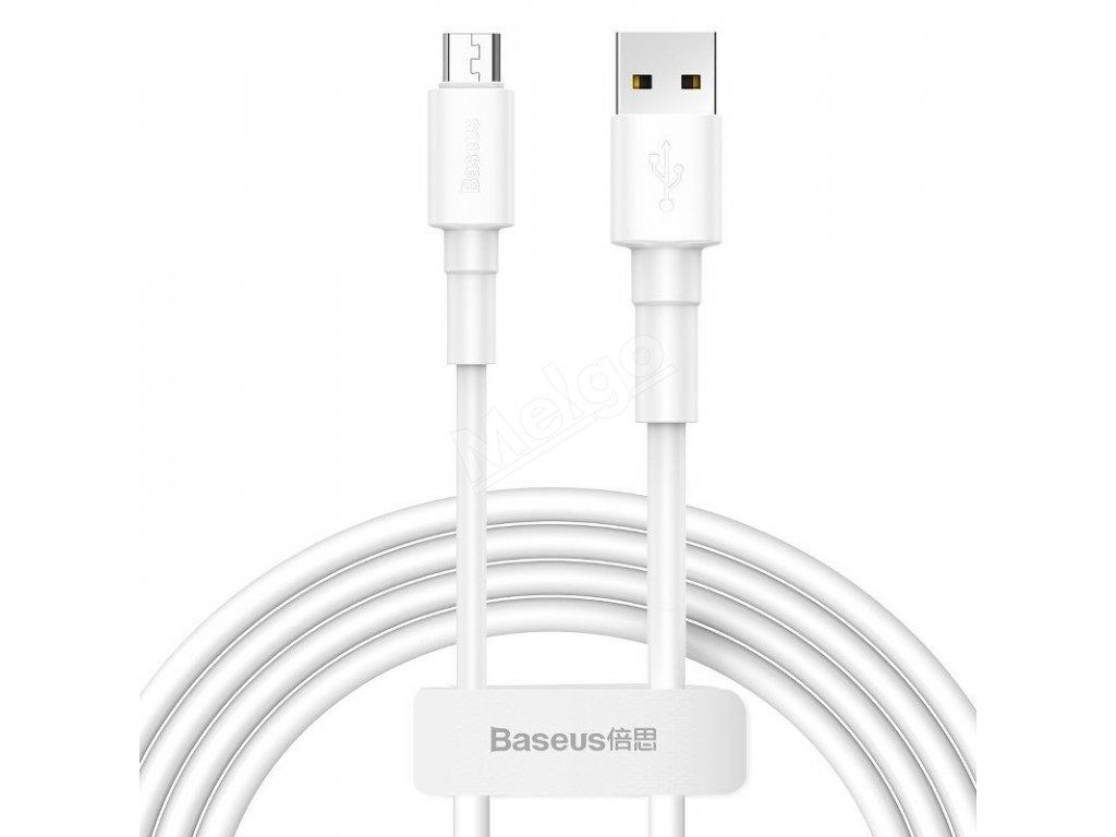 Kabel microUSB Mini 2.4A 1m Baseus (1)
