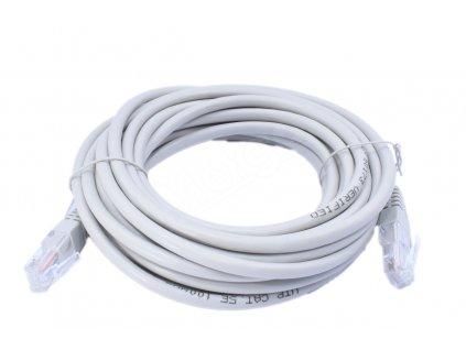 Sieťový LAN kábel UTP CAT5E 5m