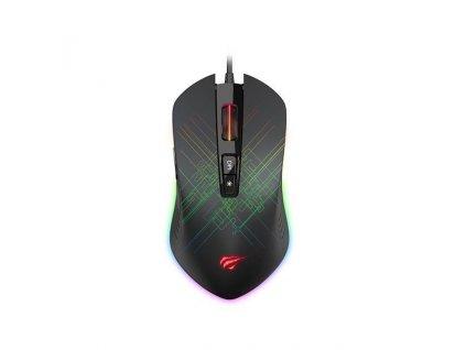 Havit Gamenote Herná myš MS1019 RGB 4800dpi