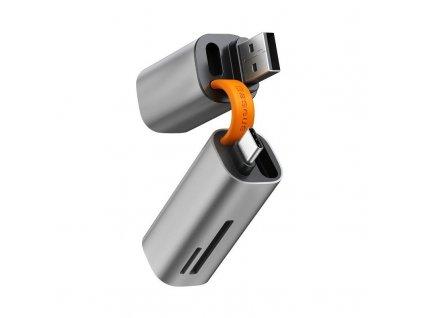 Čitačka kariet Baseus Mini cabin USB 3.0 + USB C (5)