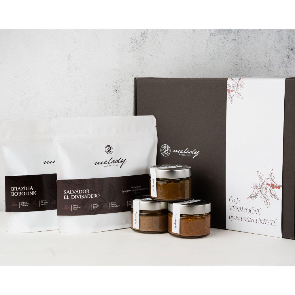 Darčekový balíček fine produktov