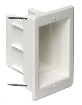Příslušenství pro instalační reproboxy
