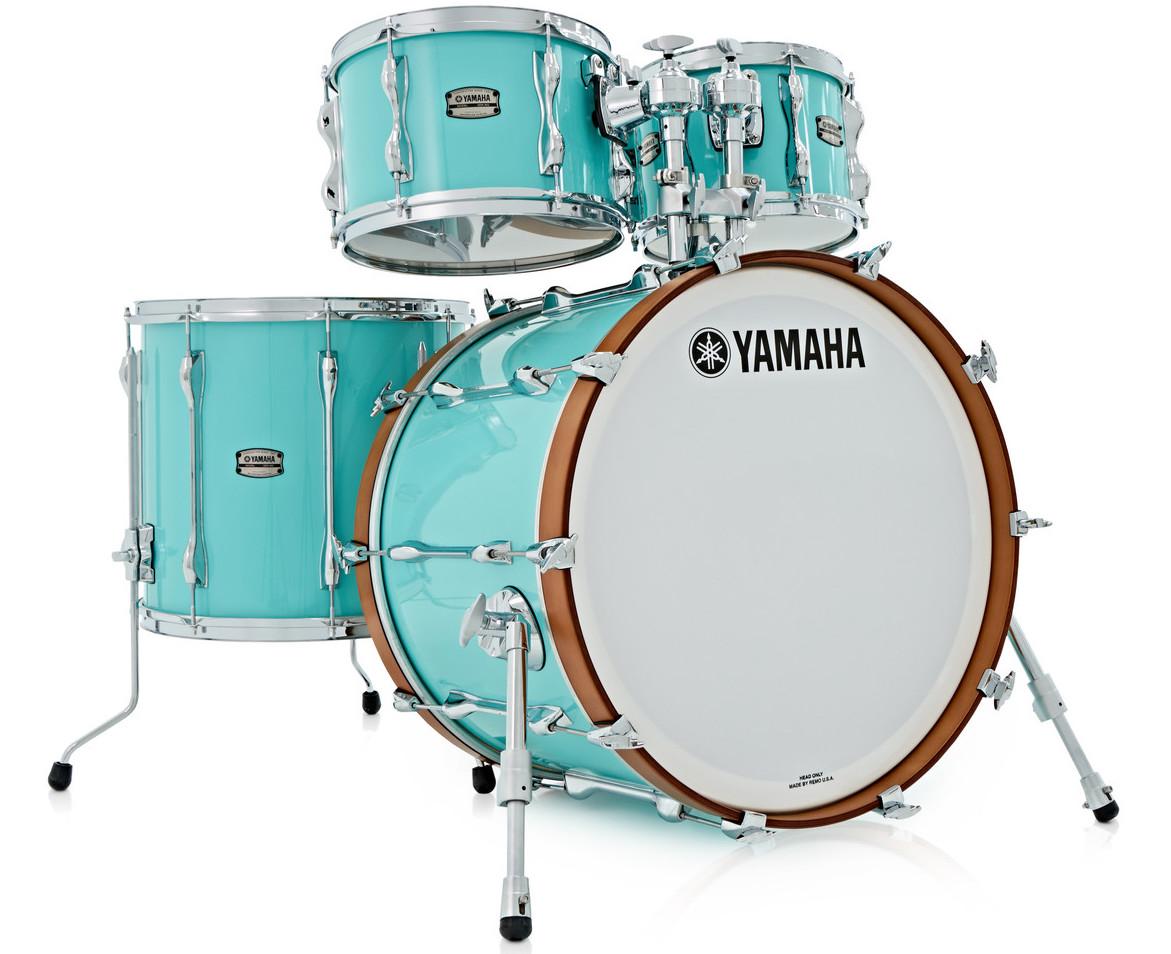 Akustické bicí nástroje