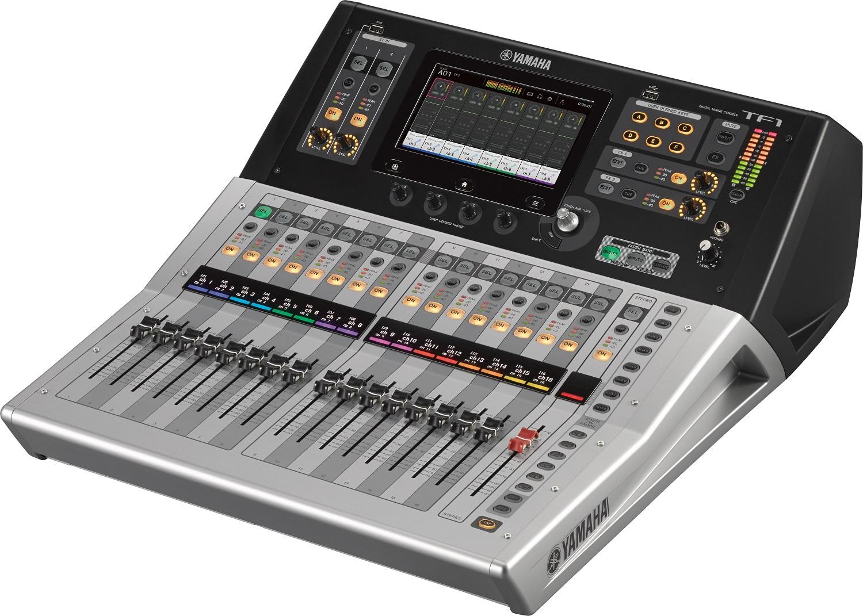 Digitální mixážní pulty