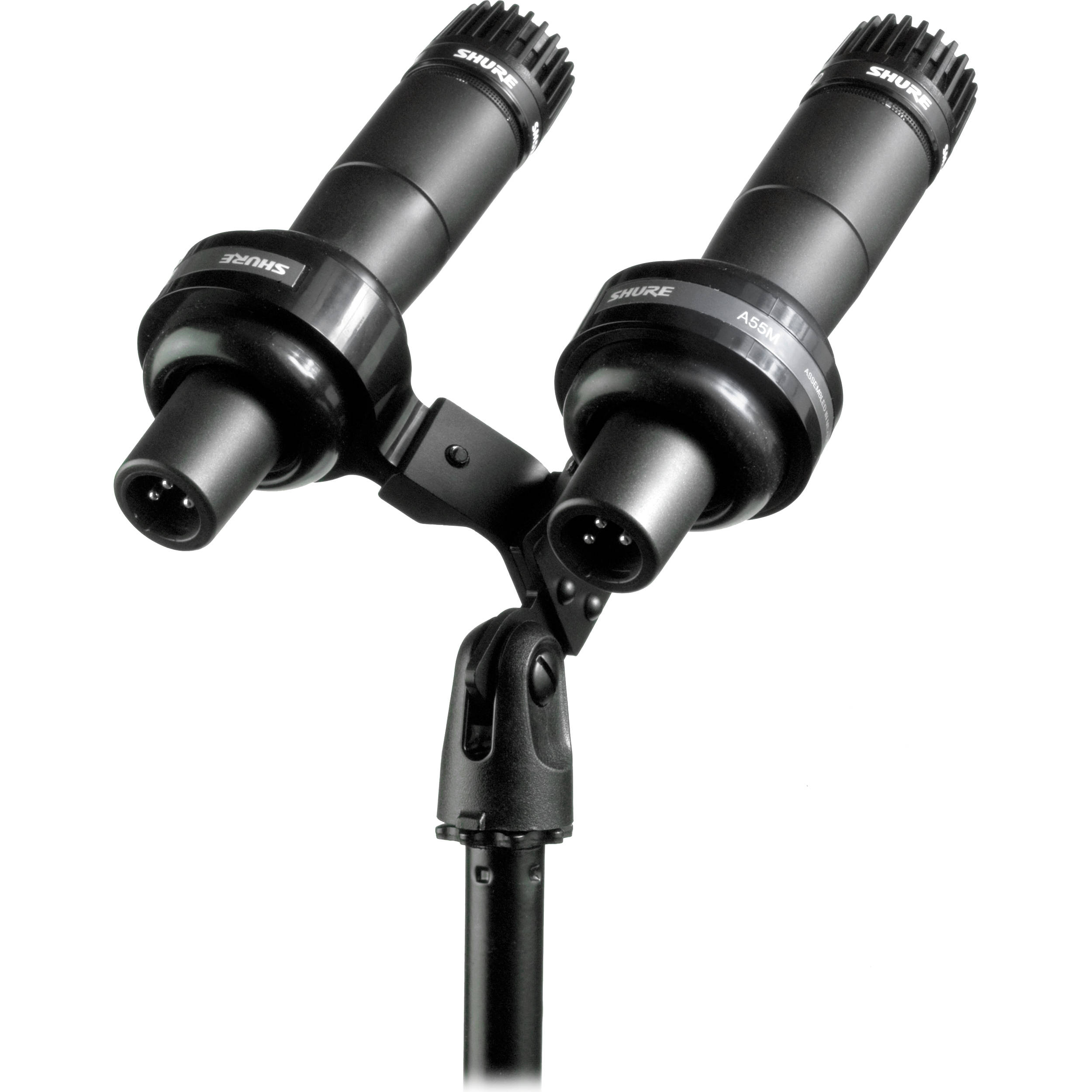 Držáky a pavouky pro mikrofóny