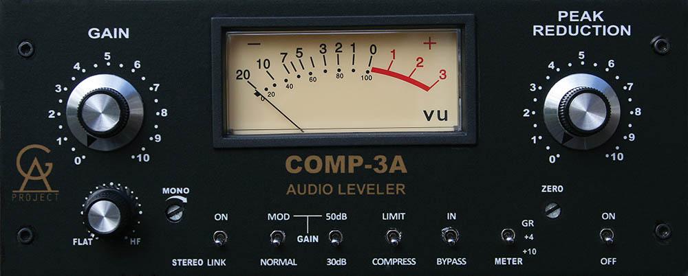 Kompresory a ekvalizéry
