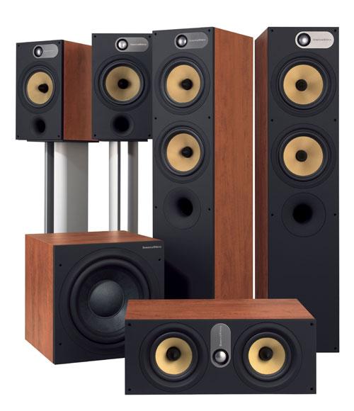 Hi-Fi Reproduktory