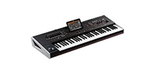 Keyboardy a aranžéry