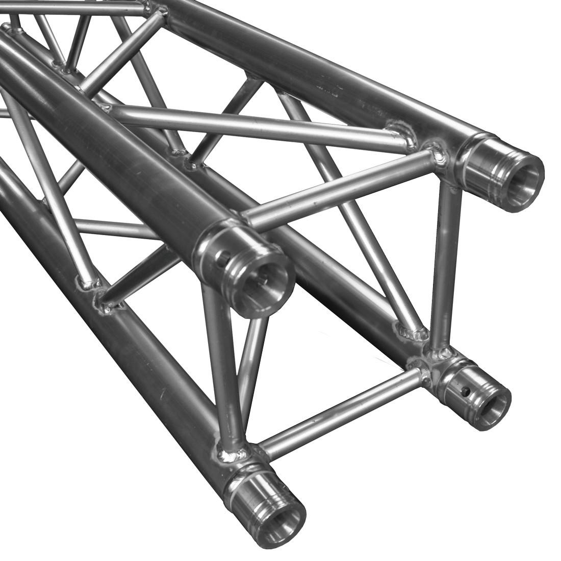 Hliníkové konstrukce a clampy