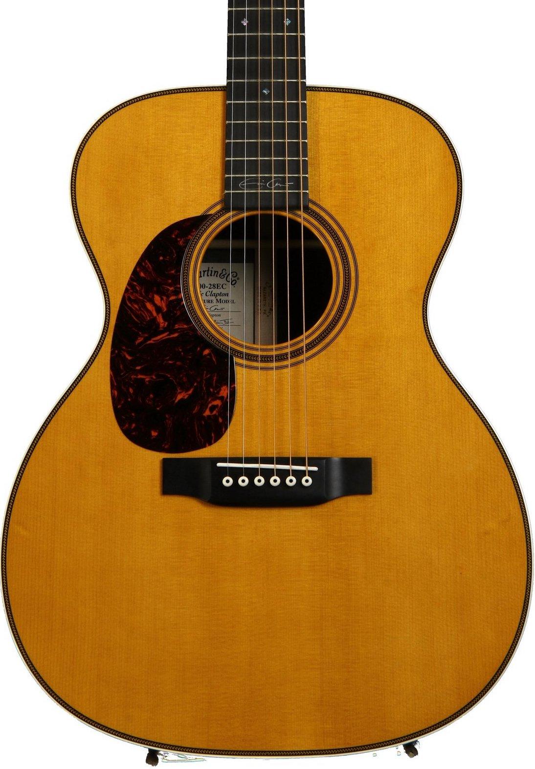 Akustické kytary pro leváky